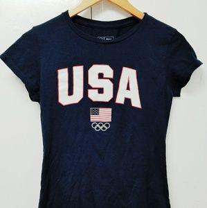Team USA  Olympic shirt.
